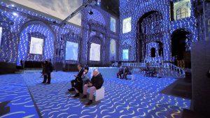 Inside Magritte la Mostra Immersiva